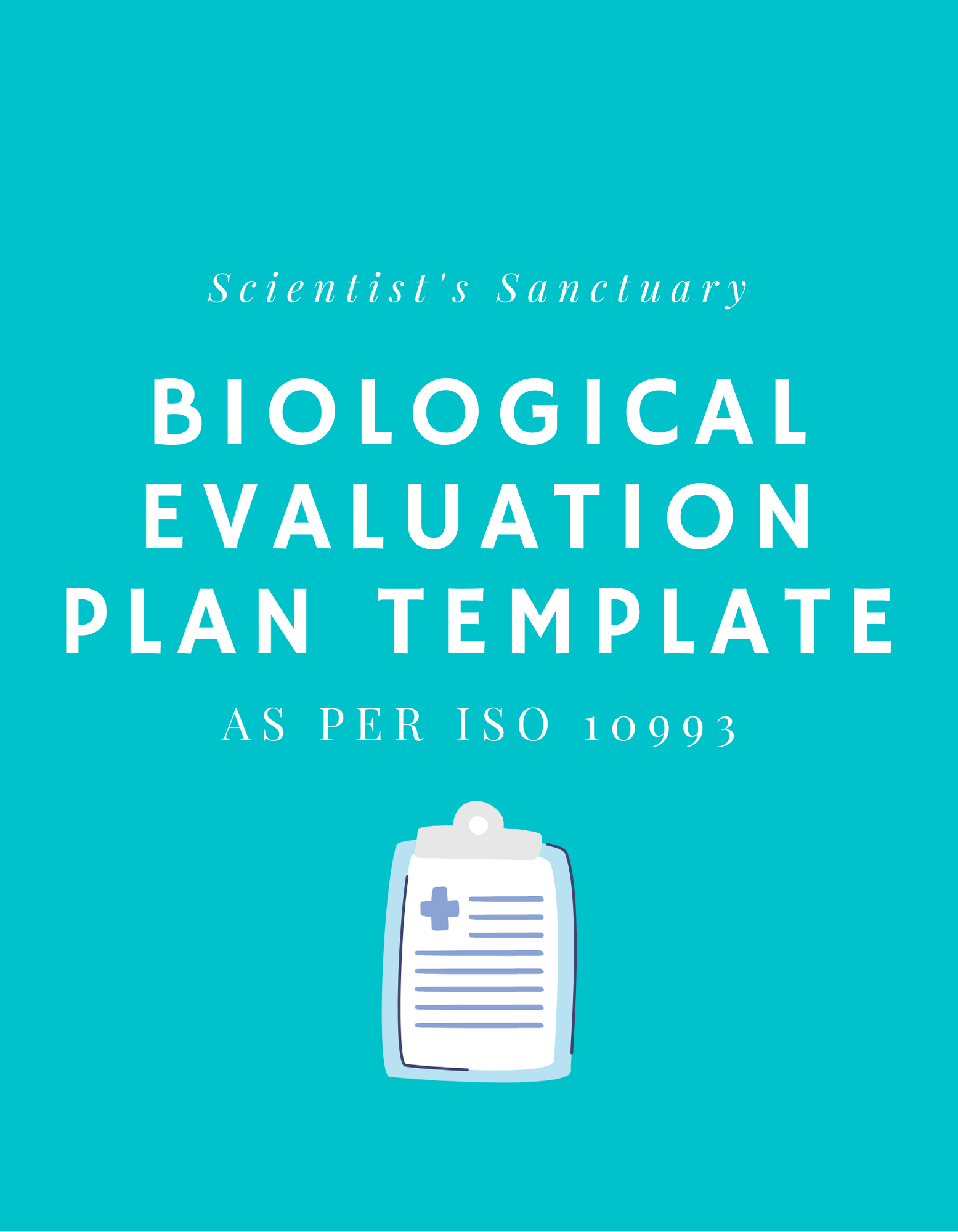 biological-evaluation-plan-template