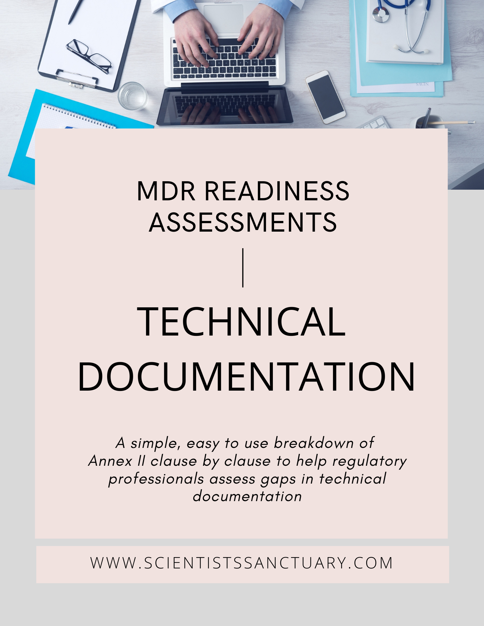 MDR READINESS ASSESSMENT_TECHNICAL DOCUMENTATION (2)